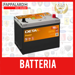Batteria-auto-EXIDE-DB704-AUDI-FORD-HONDA-HYUNDAI-INFINITI-ISUZU-JAGUAR-KIA-DETA