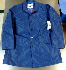 ~!Men's TOMMY HILFIGER Waterproof Boston Rain Jacket Coat Peacoat.Size Large,L~