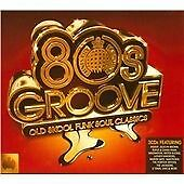 Ministry of Sound - 80s Groove -- Old Skool Funk Soul Classics (3 X CD)