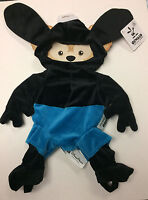 Disney Parks Oswald The Lucky Rabbit Duffy Bear Costume Outfit