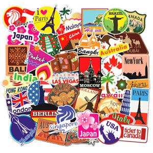 100-Travel-Skateboard-Stickers-bomb-Vinyl-Laptop-Luggage-Decals-Dope-Sticker-Lot