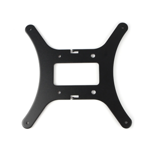 Black-Anodized-Aluminum-Y-Carriage-Plate-Upgrade-Creality-Ender-3-Pro-3D-UK