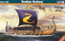 DRAKKAR OSEBERG - VIKING'S SAILSHIP 1/180 MISTERCRAFT (ex HELLER)