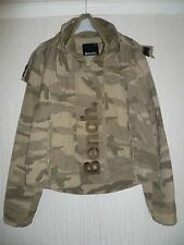 Women's Bench Jacket with Hood - Size L