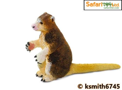 Safari MATSCHIE/'S TREE KANGAROO solid plastic toy wild zoo animal NEW *