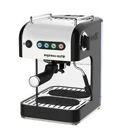 Dualit 84516 Express Auto 4 In 1 Coffee Machine And Tea Maker Chrome