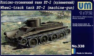 Unimodel-1-72-Bt-2-Panzer-mit-Maschine-Pistole-338