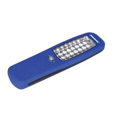 24 LED Magnetico Torcia - 210mm x 60mm-per garage, meccanico, CAMPEGGIO