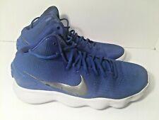 4959970a094f1 Nike Hyperdunk 2017 TB Men's Basketball Shoes 897808-402 Royal Blue Size 8