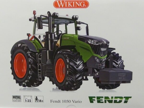 la mejor selección de 1 32 32 32 Wiking Fendt 1050 vario tractor 0773 49  100% garantía genuina de contador