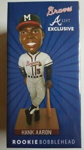 HANK-AARON-Milwaukee-ATLANTA-BRAVES-Bobblehead-A-LIST-EXCLUSIVE-Non-SGA-Bobble