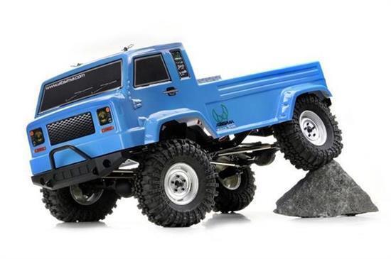 Ansima squadra C 1 10 EP Crawler    cr2.4 Benzina   RTR   12003  alta qualità genuina