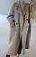 Giacca lunga cappotto cashmere risvolto trench in donna oversize maxi B214 misto con cintura outwear RvRHPr