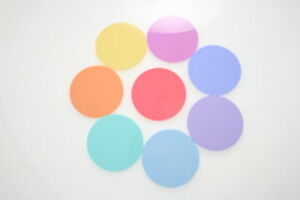 04e5a5c2140 Image is loading PASTEL-ACRYLIC-CIRCLE-DISC-PLASTIC-PERSPEX-SHEETS-3mm-