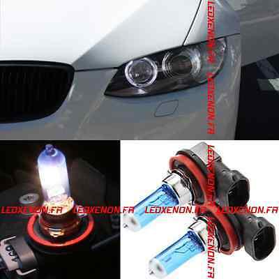 Adattabile Kit 2 Ampoule Halogene Effet Xenon H8 35w Canbus Anti Erreur Odb Tuning Auto Carattere Aromatico E Gusto Gradevole