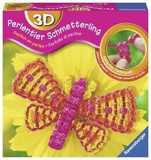 Ravensburger 18437  3D-Perlentier Schmetterling NEU OVP -