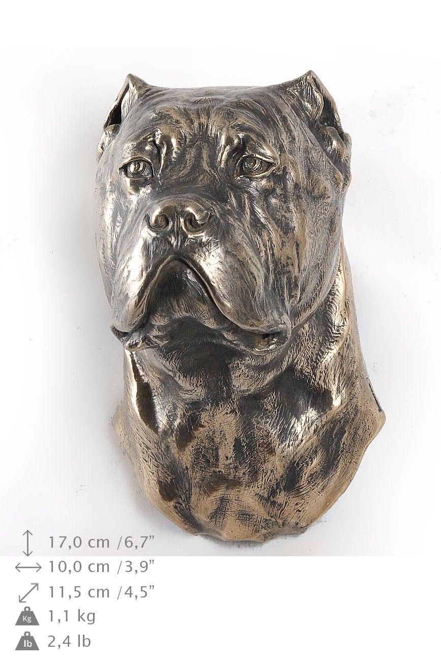 Cane Corso - dog figurine to hang on the wall, high quality, Art Dog