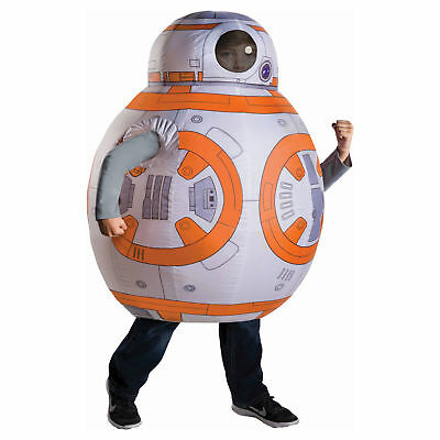 Rubies 630009 Star Wars Force Awakens BB-8 Inflatable Child Costume One Size 5-7