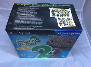 Little-Big-Planet-2-Collector-039-s-Edition-PS3-New-out-of-Box