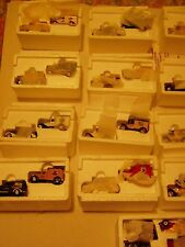 Matchbox Micro Brews Complete 36 Beer Truck Set