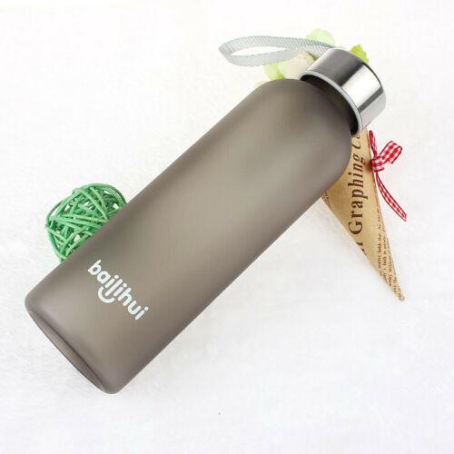 New Fashion Modern Leak Tight Fruit Juice Sport Portable Travel Bottle Water Cup
