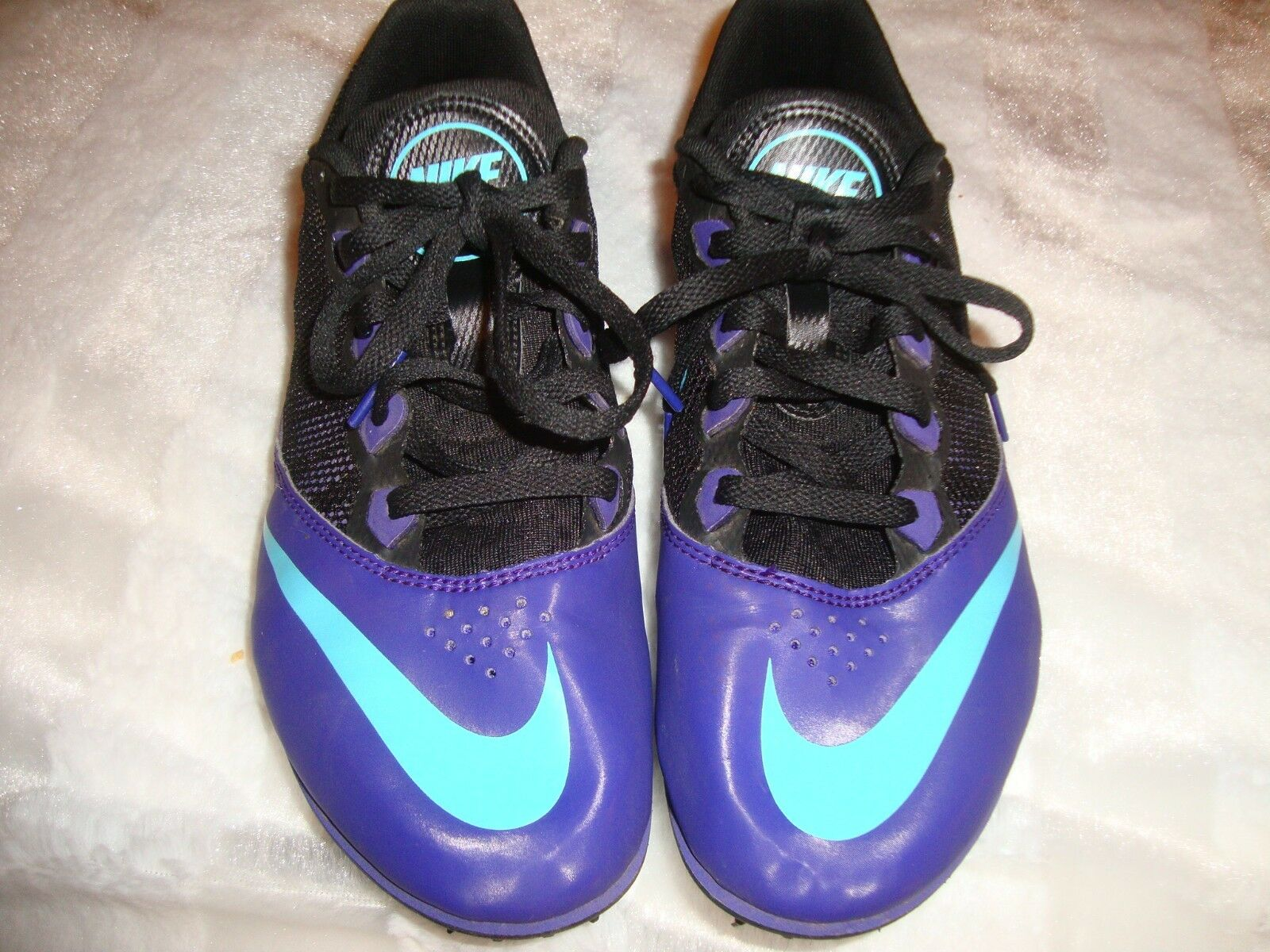 Nike Running Womens Zoom Rival S7 Track Field Racing Running Nike Sprint Shoes WITH Spikes 10 4517d8