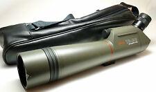 KOWA Spektiv Fernrohr Spotting scope TS-601 MULTICOATED LENS m. OKULAR & Tasche