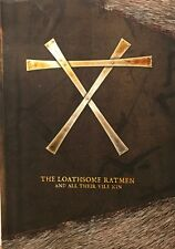 The Loathsome Ratmen & All Their Vile Kin Warhammer Picture Book Wilhelm Leiber