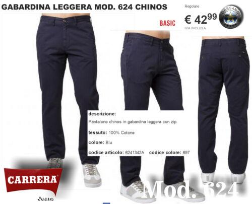 Pantalone Cotone 56 48 58 America 50 Mod 52 Chinos Estivo 624 54 Carrera HxPnpdqwFd