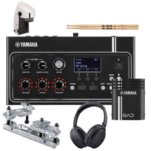 Yamaha EAD10 ULTIMATE BUNDLE Electronic Acoustic Drum Module *New*