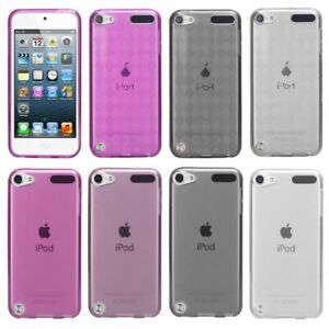 Pink-Purple-Smoke-Candy-Hard-Skin-Case-Cover-For-ipod-touch-5-6-5th-Generation