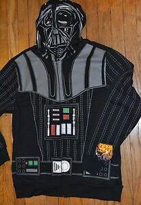 Star-Wars-Darth-Vader-Costume-Hoodie-Full-Zip-Sweat-Jacket-Adult-Sizes
