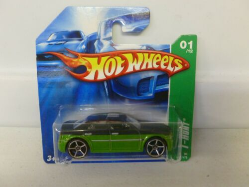 Hot Wheels Treasure Hunt Short Card T-Hunt Chrysler 300C