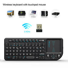 Rii Mini teclado inalambrico con touchpad X1 2.4G para PC Smart TV Android Box