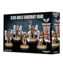 Warhammer 40k - Blood Angels Sanguinary Guard **