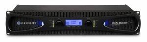 Aimable Crown Xls Drivecore 2 Series Xls 1502 Deux Canaux, 525 W @ 4Ω Amplificateur De Puissance-afficher Le Titre D'origine Belle Qualité