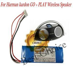 Details about For Harman kardon GO + PLAY Wireless Speaker 3000mAh 22 2Wh  7 4V Battery