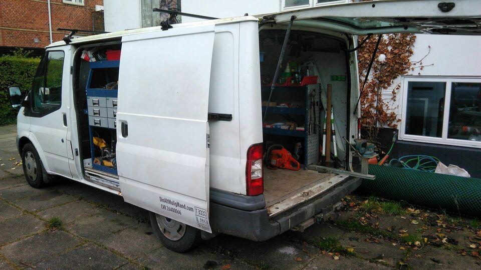 Ford, Transit 300S Van, 2,2 TDCi 110