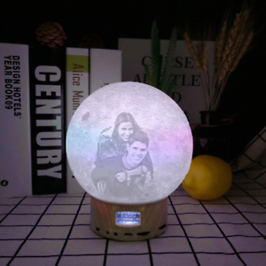 Personalized-Photo-Moon-Light-Gift-For-Women-3D-Printed-Lamp-Bluetooth-Speaker