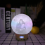 Personalized-Photo-Moon-Light-Gift-For-Women-3D-Printed-Lamp-Bluetooth-Speaker thumbnail 1