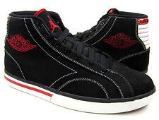 Nike Shoes Air Jordan Phly Black/Varsity Red/White Sneakers Size 9 EUR 42.5