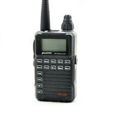 2W 128CH Puxing PX-2R UHF 400-470Mhz LCD display Portable Two-Way Radio