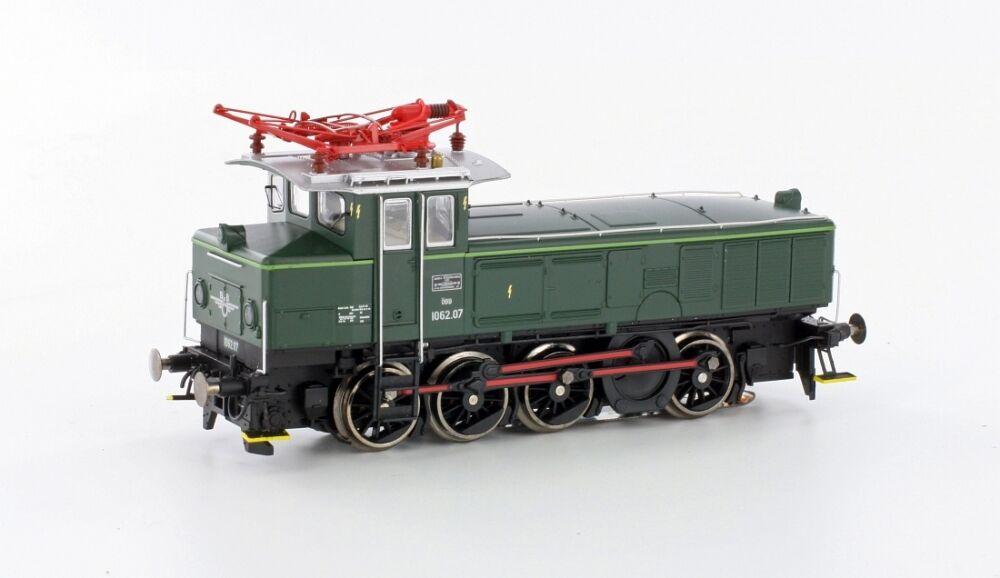 ESCALA H0 Jägerndorfer Locomotora eléctrica ÖBB 1062.07 AC con Sonido - 16712