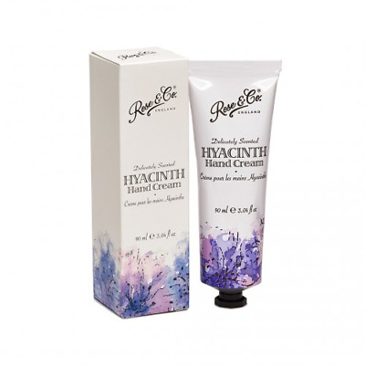 Rose & Co Vintage Florals Hyacinth Hand Cream 90ml