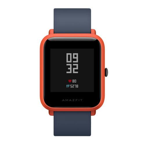 Original Xiaomi Huami AMAZFIT Bip Smartwatch International Version GPS Regarder