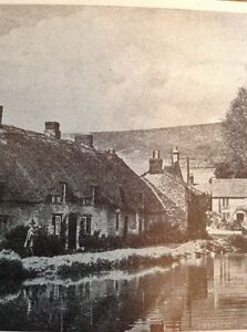 Ephemera-1947-Picture-Sutton-Poyntz-Near-Weymouth-Village-View