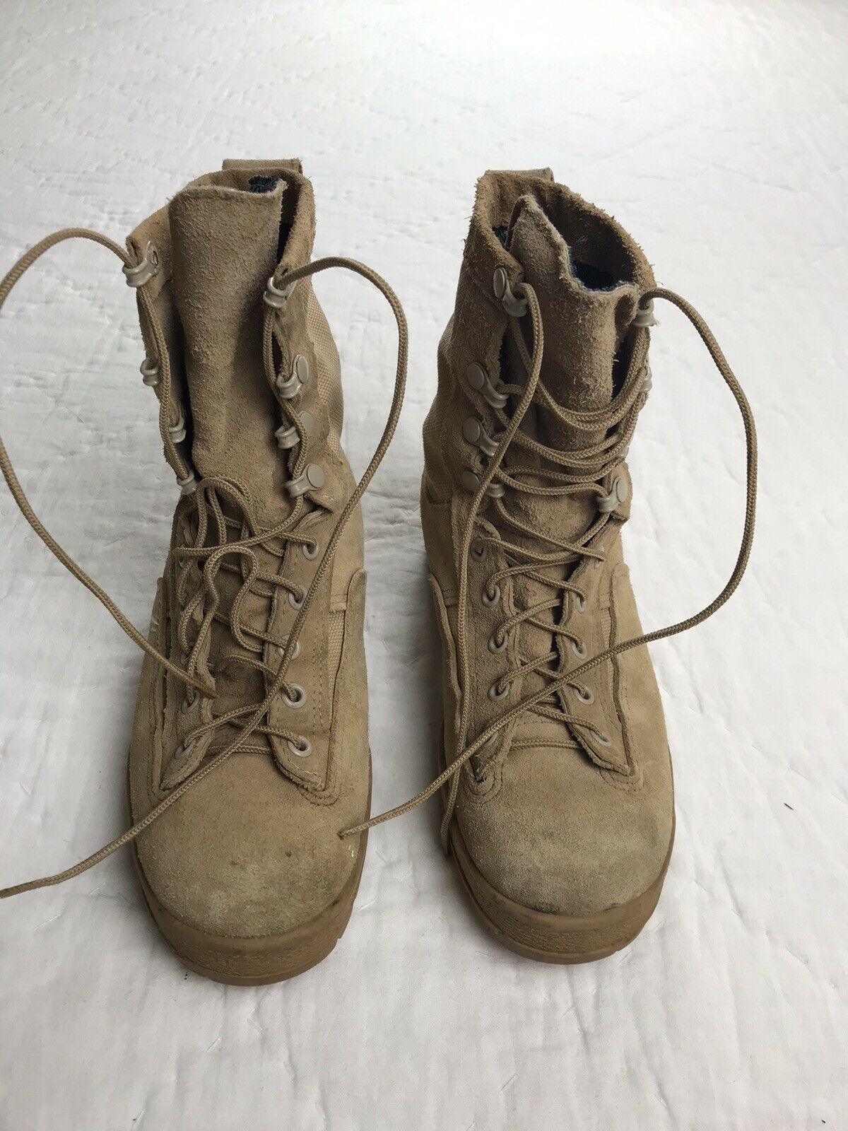 McRae Military Boots For Flight and Vehicle Crewman Use Size 5 W