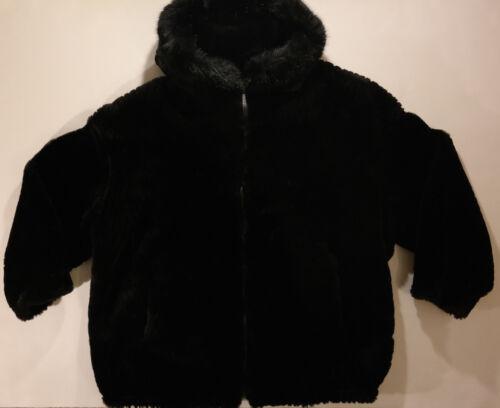 Gallery Sort Størrelse En Kvinder Furry Coat 14 W By 16 Hood qaZvg