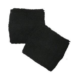 Motorbike Brake Reservoir Cover Socks - 1 Pair - Black