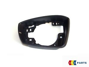 NEW-GENUINE-VW-POLO-2010-2016-SIDE-WING-MIRROR-TRIM-LEFT-N-S-6R0857601B9B9